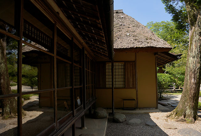 Hyoshintei Tea house